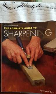 The Complete Guide To Sharperning (Leonard Lee)