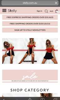 $45 Stelly Gift Card Voucher