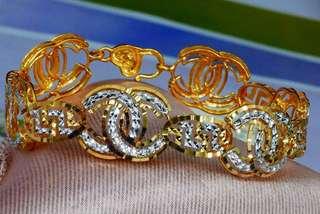 Channel Bracelet
