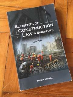 Elements of Construction Law in Singapore