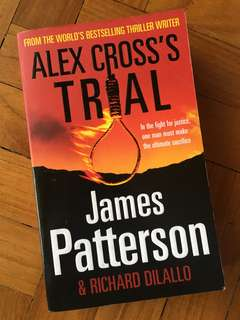 Alex Cross's Trial // James Patterson