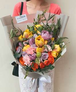Large Sunshine Bouquet