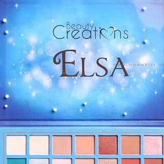 Elsa Palette by Beauty Creation