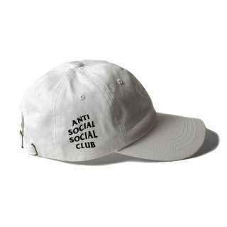 Anti Social Social Club White Cap