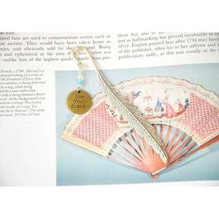 52 Handmade Bookmark