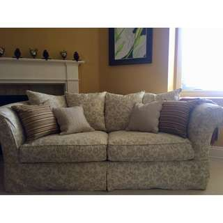 Beautiful, high-end couch