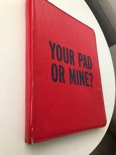 Kate Spade iPad Folio