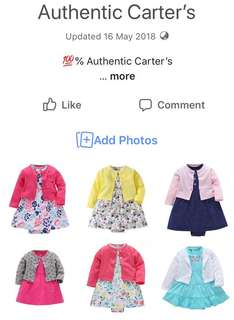 Authentic Carter's