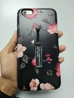 Retro Flowers Iphone6 plus Case
