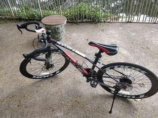T7 Road bike