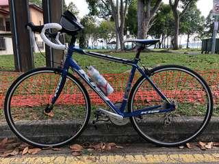 KHS Flite 300 road bike 1 day old.