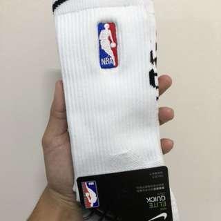 🚚 NBA x NIKE ELITE QUICK CREW SOCKS 灰邊、無灰邊高筒「商品實際拍攝」