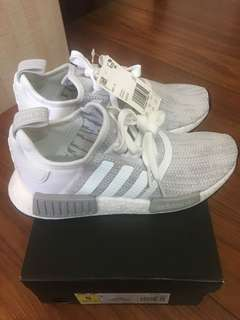 Adidas NMD_R1 Blizzard Size 5 Mens