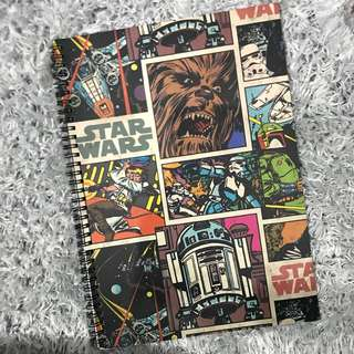 STARWARS TYPO BOOK