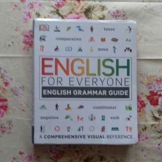 English For Everyone Grammar Guide Flexibound DK UK