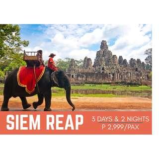 3D2N Siem Reap