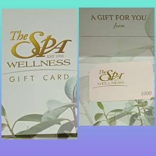The SPA wellness GC