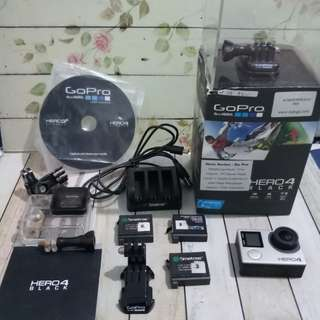 Jual Gopro Hero 4 Black