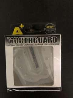 Boxing mouthpiece