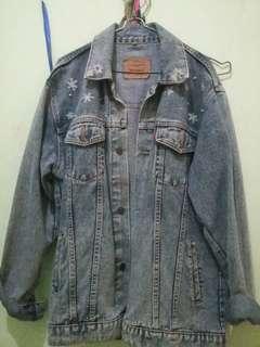 Oversize Denim jacket Levi's