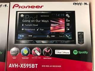 Pioneer X595BT