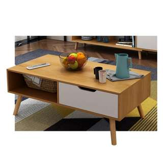 Stylish Center Table 4 with Drawer
