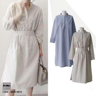 Shirt Dress WDD-0072