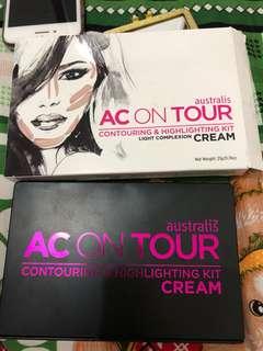 Contouring & highlighting kit cream