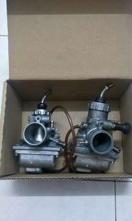Carb Rxz Catalyzer and Carb 125Zr Lay