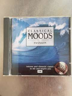 Classical moods passion uk printed