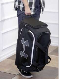 Instock Under armour duffle bag