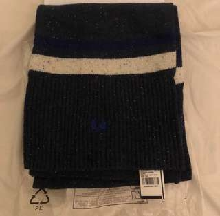 Fred Perry Wool Scarf