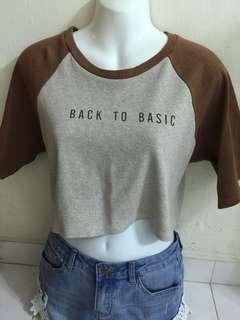 Shirt negotiable