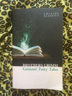 Buku dongeng klasik grimms fairy tale