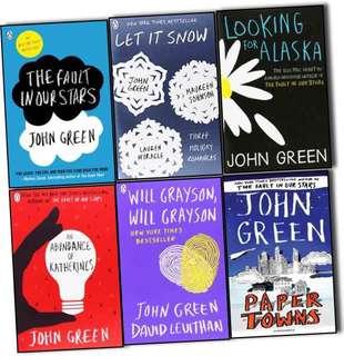 Ebooks by John Green