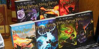 Ebooks by J. K. Rowling