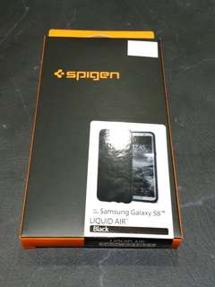Spigen Liquid Air Case For S8