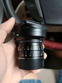Leica Elmarit M 24mm F2.8 ASPH