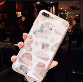IPhone 6 7 8 X Unicorn Covers