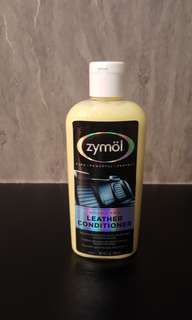Zymol leather condioner