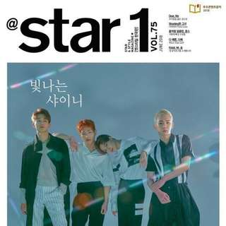 @Star1 Magazine - SHINee