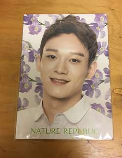 韓國Nature Republic 官方正貨EXO-CHEN notebook