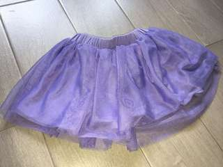 Old Navy Tutu Skirt 3-4y