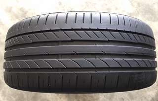 225/40/18 Continental CSC5 RunOnFlat Tyres On Sale
