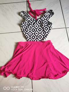Backless dress for 4-6y.o.