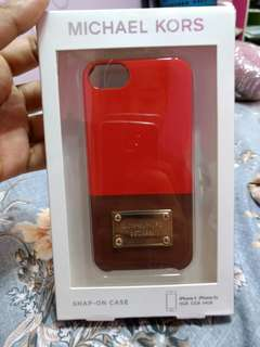 Authentic Michael Kors iphone 5/5s Casing