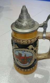 Beer mug -german