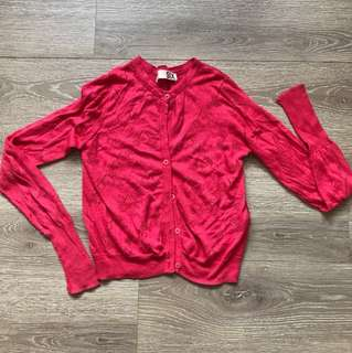 Cotton On Kids Children Light Sweater Cardigan
