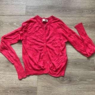 Cotton On Kids Children Light Sweater Cardigan