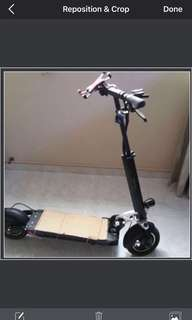 Futecher Scooter